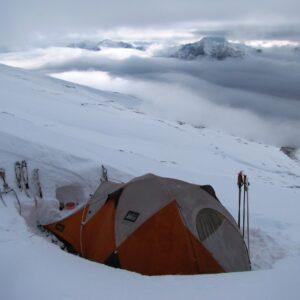 Camp Glaciar.